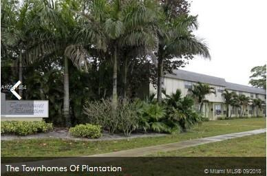 4720 NW 9th Drive #4720, Plantation, FL 33317 (MLS #A10511464) :: Stanley Rosen Group