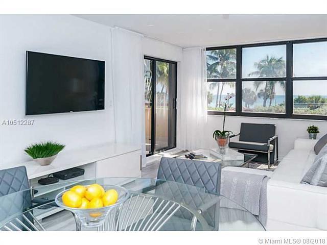 2555 Collins Ave #303, Miami Beach, FL 33140 (MLS #A10512287) :: Laurie Finkelstein Reader Team