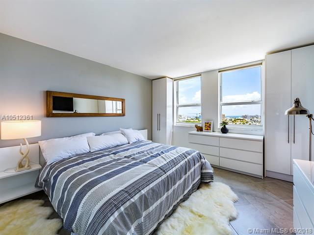 90 Alton Rd #1207, Miami Beach, FL 33139 (MLS #A10512361) :: Green Realty Properties