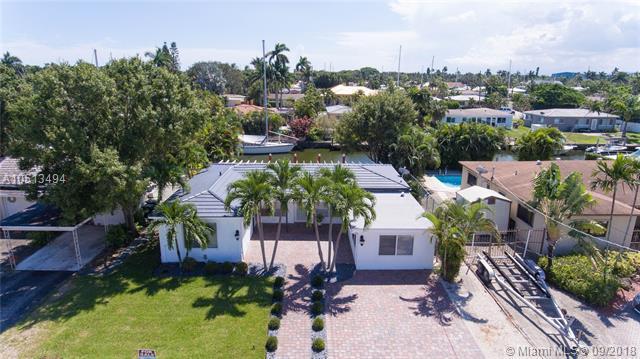 1216 Avocado Isle, Fort Lauderdale, FL 33315 (MLS #A10513494) :: Green Realty Properties