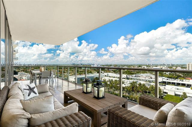 9705 Collins Ave 1405N, Bal Harbour, FL 33154 (MLS #A10514658) :: Keller Williams Elite Properties