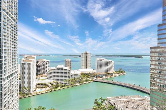 500 Brickell Ave #3500, Miami, FL 33131 (MLS #A10517515) :: The Riley Smith Group