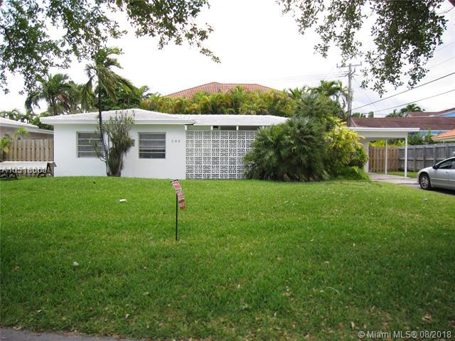 544 Warren, Key Biscayne, FL 33149 (MLS #A10518669) :: Green Realty Properties