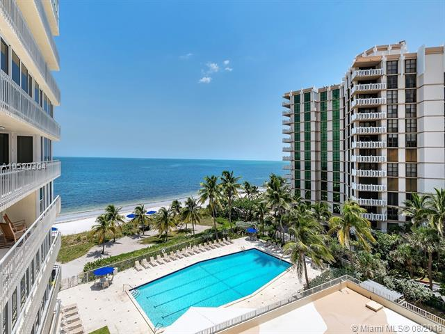 600 Grapetree Drive 7BS, Key Biscayne, FL 33149 (MLS #A10520304) :: Stanley Rosen Group