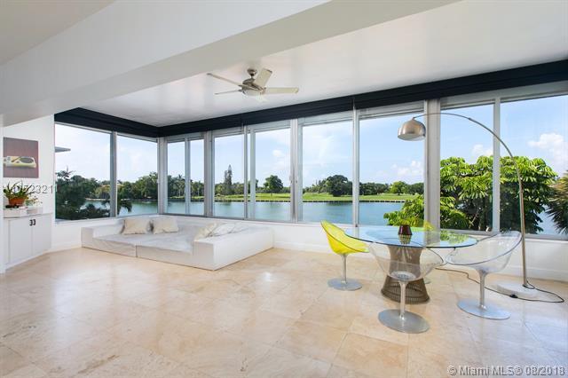 9200 W Bay Harbor Dr 2A, Bay Harbor Islands, FL 33154 (MLS #A10523211) :: Green Realty Properties