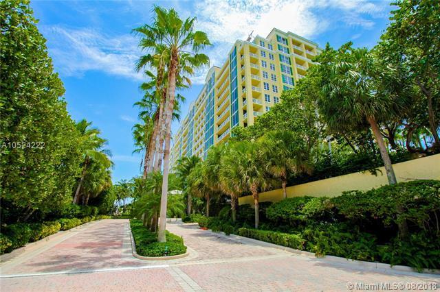 430 Grand Bay Drive #808, Key Biscayne, FL 33149 (MLS #A10524222) :: Stanley Rosen Group
