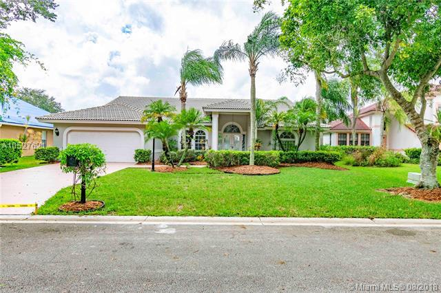 4952 Rothschild Dr, Coral Springs, FL 33067 (MLS #A10527621) :: Prestige Realty Group