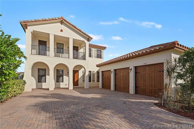 3189 NW 82 TE, Cooper City, FL 33024 (MLS #A10529291) :: Green Realty Properties