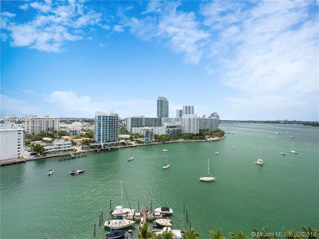 20 Island Ave #1415, Miami Beach, FL 33139 (MLS #A10530836) :: Carole Smith Real Estate Team