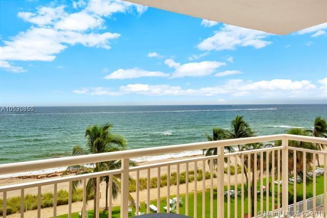 1051 Hillsboro Mile 508E, Hillsboro Beach, FL 33062 (MLS #A10530850) :: Stanley Rosen Group