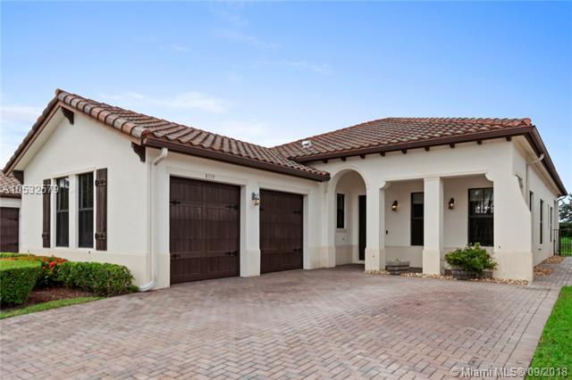 8519 NW 41st St, Cooper City, FL 33024 (MLS #A10532579) :: Green Realty Properties