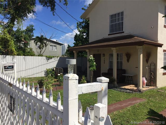 160 NW 27th St, Miami, FL 33127 (MLS #A10532821) :: Grove Properties