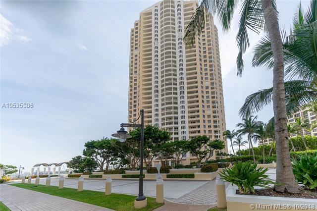 808 Brickell Key Dr #1207, Miami, FL 33131 (MLS #A10535086) :: Green Realty Properties