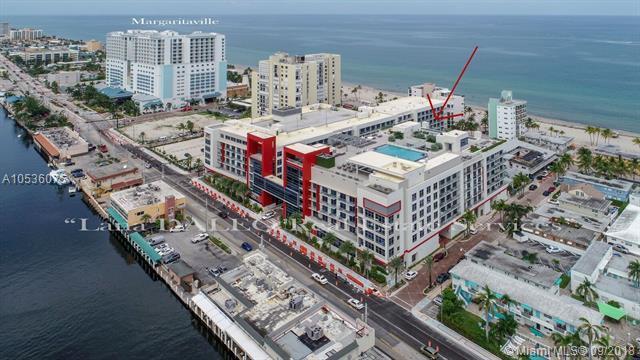 777 N Ocean Dr N308, Hollywood, FL 33019 (MLS #A10536075) :: Green Realty Properties