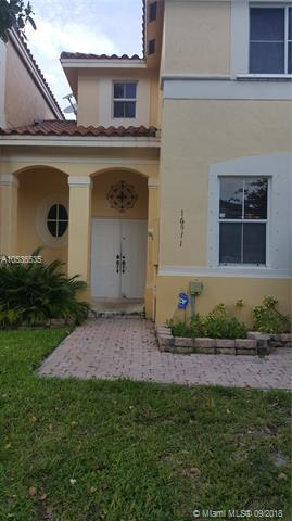 16911 SW 36th Ct #16911, Miramar, FL 33027 (MLS #A10536535) :: Stanley Rosen Group
