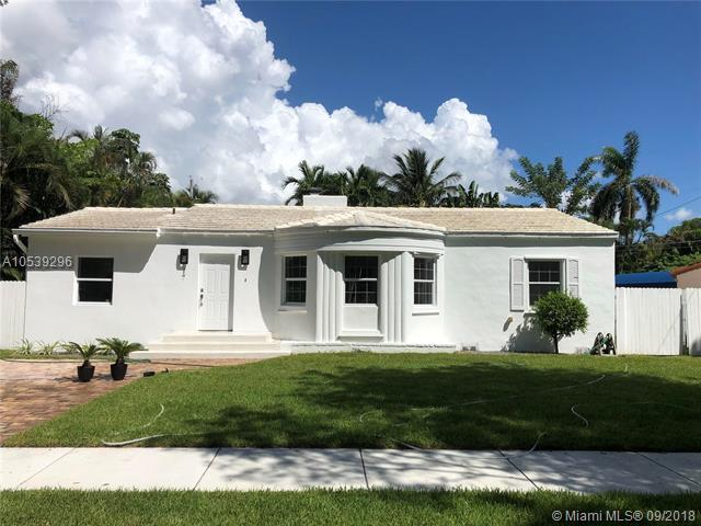 17 NE 105th St, Miami Shores, FL 33138 (MLS #A10539296) :: Calibre International Realty