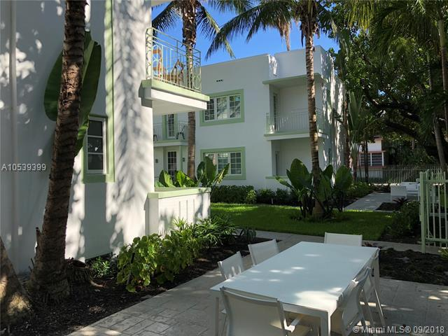 1211 Meridian Ave #1, Miami Beach, FL 33139 (MLS #A10539399) :: Green Realty Properties