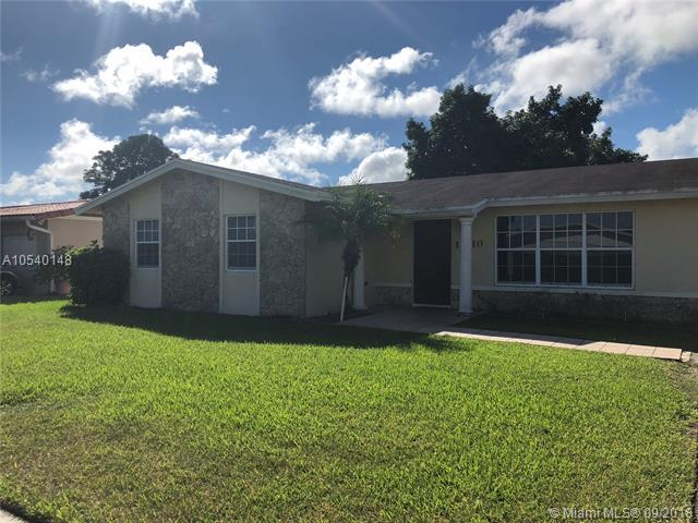 13410 SW 78th St, Miami, FL 33183 (MLS #A10540148) :: Green Realty Properties