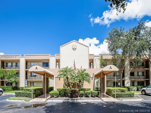 10556 E Clairmont Cir #309, Tamarac, FL 33321 (MLS #A10540623) :: Green Realty Properties