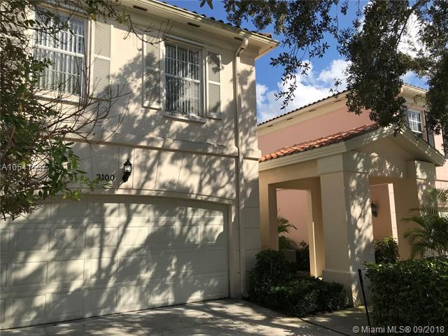 2100 Tigris Dr #2100, West Palm Beach, FL 33411 (MLS #A10541557) :: Prestige Realty Group