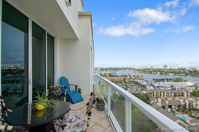 1819 SE 17th St #1607, Fort Lauderdale, FL 33316 (MLS #A10542008) :: Green Realty Properties