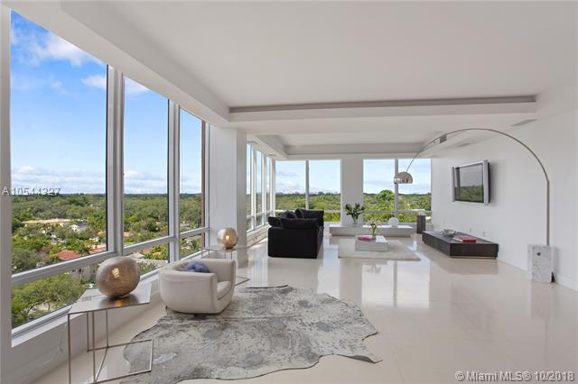 60 Edgewater Dr 9H, Coral Gables, FL 33133 (MLS #A10544327) :: Green Realty Properties