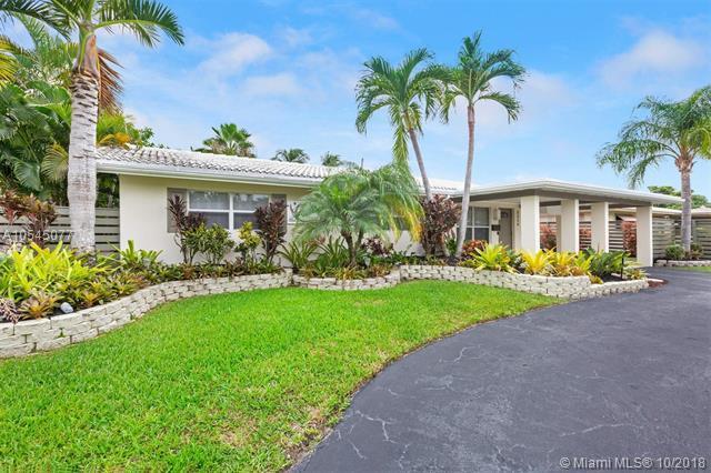 2250 NE 53rd St, Fort Lauderdale, FL 33308 (MLS #A10545077) :: Green Realty Properties