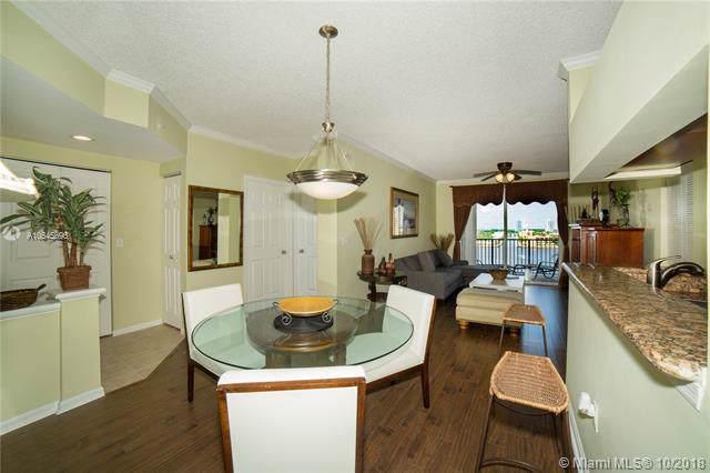 17100 N Bay Rd #1906, Sunny Isles Beach, FL 33160 (MLS #A10545696) :: Green Realty Properties