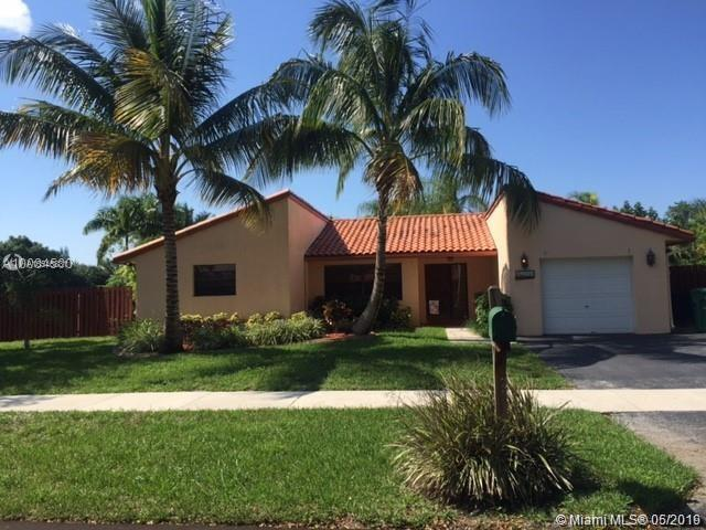 11291 SW 55th St, Cooper City, FL 33330 (MLS #A10546831) :: Green Realty Properties