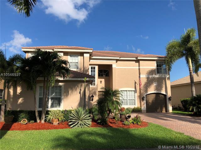 3260 SW 190th Ave, Miramar, FL 33029 (MLS #A10546937) :: Green Realty Properties