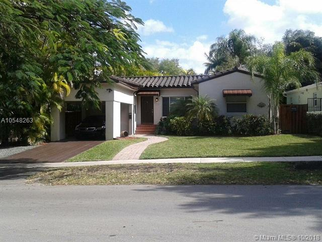 2701 SW 17th Ave, Coconut Grove, FL 33133 (MLS #A10548263) :: Green Realty Properties