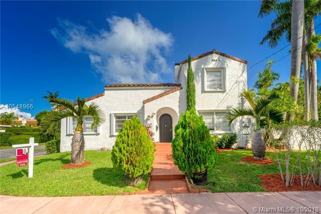 5465 La Gorce Dr, Miami Beach, FL 33140 (MLS #A10548966) :: Miami Lifestyle