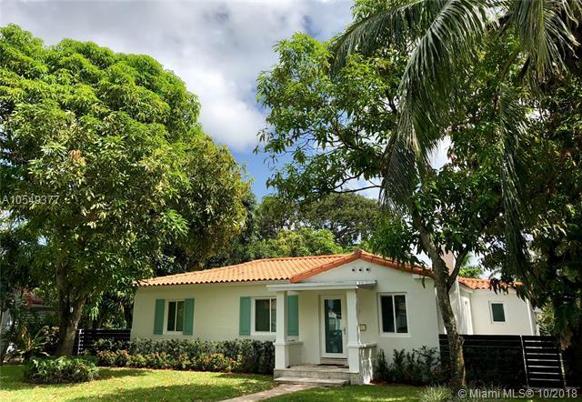 122 NW 110th St, Miami Shores, FL 33168 (MLS #A10549377) :: The Jack Coden Group