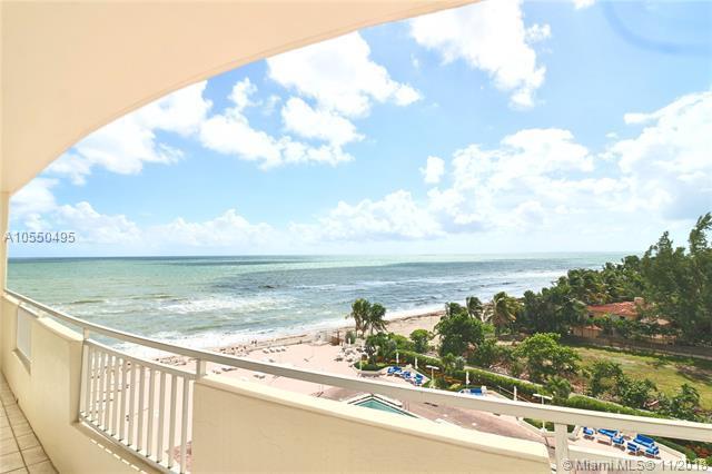 3180 S Ocean Dr #611, Hallandale, FL 33009 (MLS #A10550495) :: The Riley Smith Group