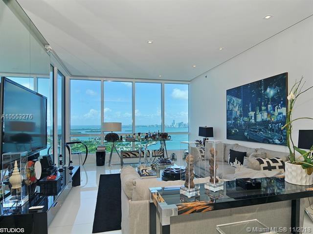 100 S Pointe Dr #3502, Miami Beach, FL 33139 (MLS #A10553276) :: Prestige Realty Group