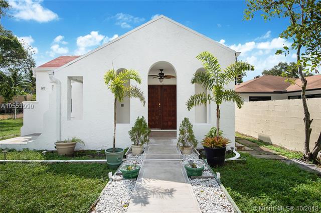 120 NE 50th Ter, Miami, FL 33137 (MLS #A10553990) :: Green Realty Properties