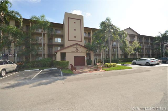 13700 SW 11th St 407A, Pembroke Pines, FL 33027 (MLS #A10554631) :: Green Realty Properties