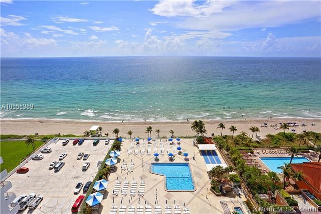 2030 S Ocean Dr #1014, Hallandale, FL 33009 (MLS #A10555369) :: Green Realty Properties