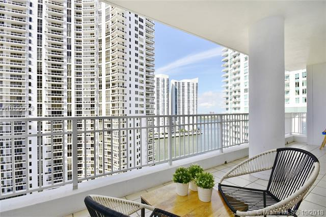 801 Brickell Key Blvd #1810, Miami, FL 33131 (MLS #A10555559) :: Keller Williams Elite Properties