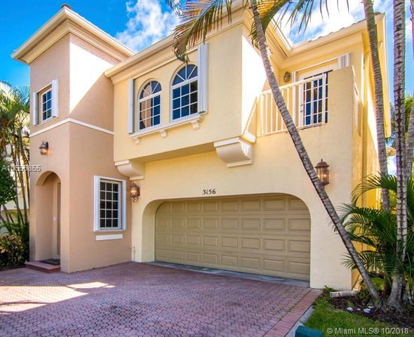 3156 NE 212th Ter, Aventura, FL 33180 (MLS #A10556855) :: RE/MAX Presidential Real Estate Group