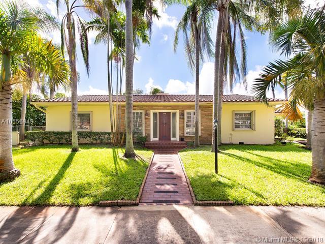 444 NE 101st St, Miami Shores, FL 33138 (MLS #A10556949) :: The Jack Coden Group