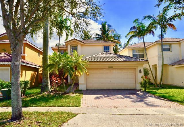 16316 SW 26th St, Miramar, FL 33027 (MLS #A10557799) :: Green Realty Properties