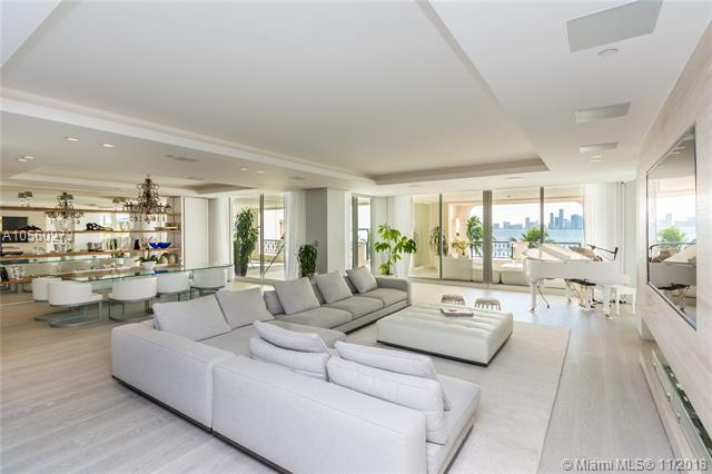 5234 Fisher Island Dr #5234, Miami Beach, FL 33109 (MLS #A10560273) :: The Riley Smith Group
