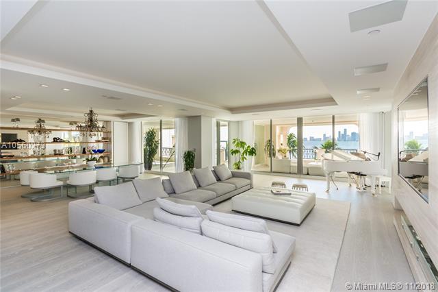 5234 Fisher Island Dr #5234, Miami Beach, FL 33109 (MLS #A10560273) :: Prestige Realty Group