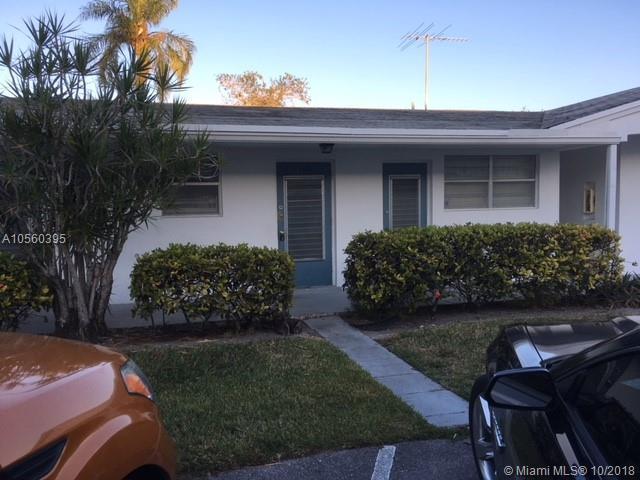 6540 Winfield Blvd #102, Margate, FL 33063 (MLS #A10560395) :: Prestige Realty Group