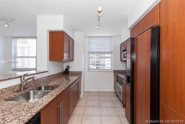 2080 S Ocean Dr #802, Hallandale, FL 33009 (MLS #A10561085) :: Grove Properties