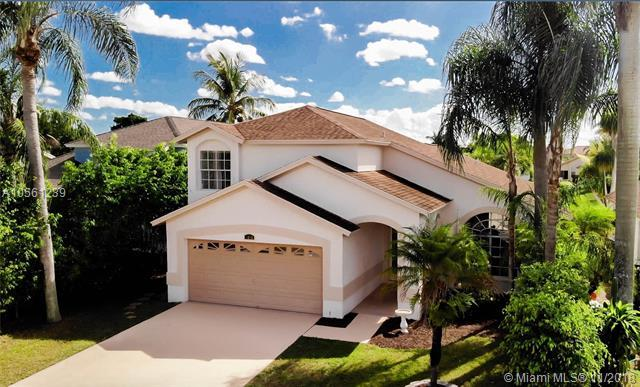 5160 Foxhall Pl, West Palm Beach, FL 33417 (MLS #A10561239) :: The Riley Smith Group