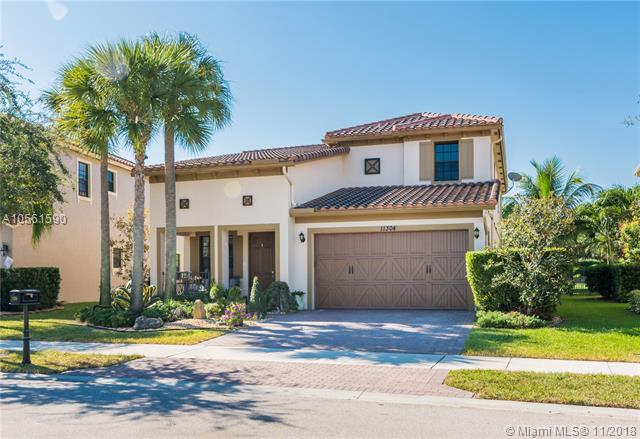 11304 NW 72nd Place, Parkland, FL 33076 (MLS #A10561590) :: Prestige Realty Group
