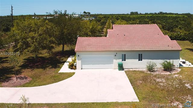 20899 SW 296th St, Homestead, FL 33030 (MLS #A10562375) :: Green Realty Properties