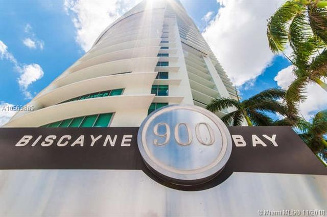 900 Biscayne Blvd #502, Miami, FL 33132 (MLS #A10563889) :: Miami Villa Team